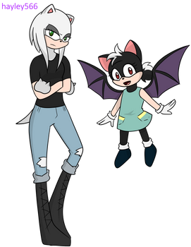 Rouge's daughters