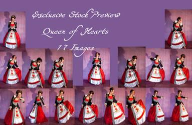 queen of hearts exclusive 1