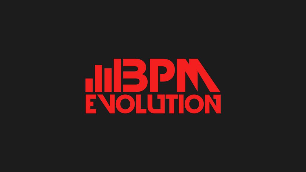 bpm evolution logo design by dzolee on deviantart