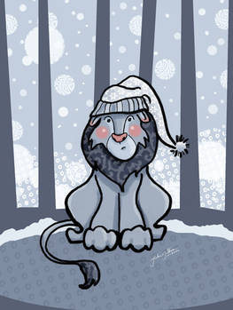 Frosty Lion