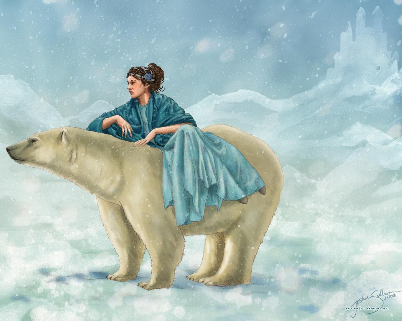 Arctic Queen - 1280x1024 by jackieocean