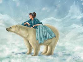 Arctic Queen - 1024x768