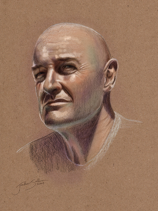 Locke by jackieocean