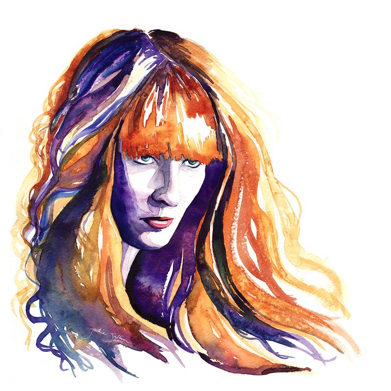 Florence by jackieocean