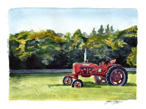 West Tisbury Tractor