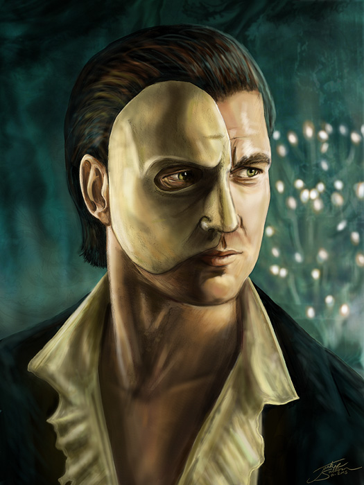 Portrait of a Phantom