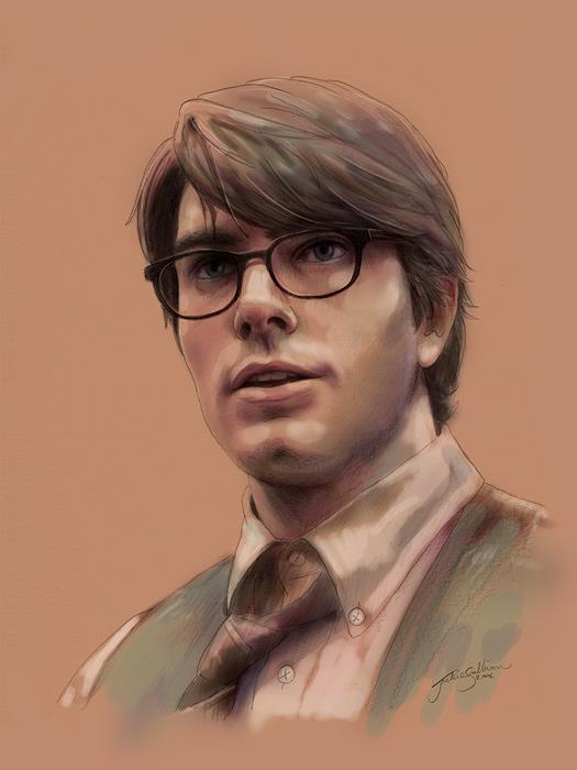 Clark Kent by jackieocean
