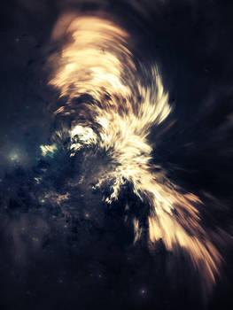 Cosmic Fire Eagle