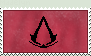 Assassin's Creed Stamp Red by MikuHatsune41996
