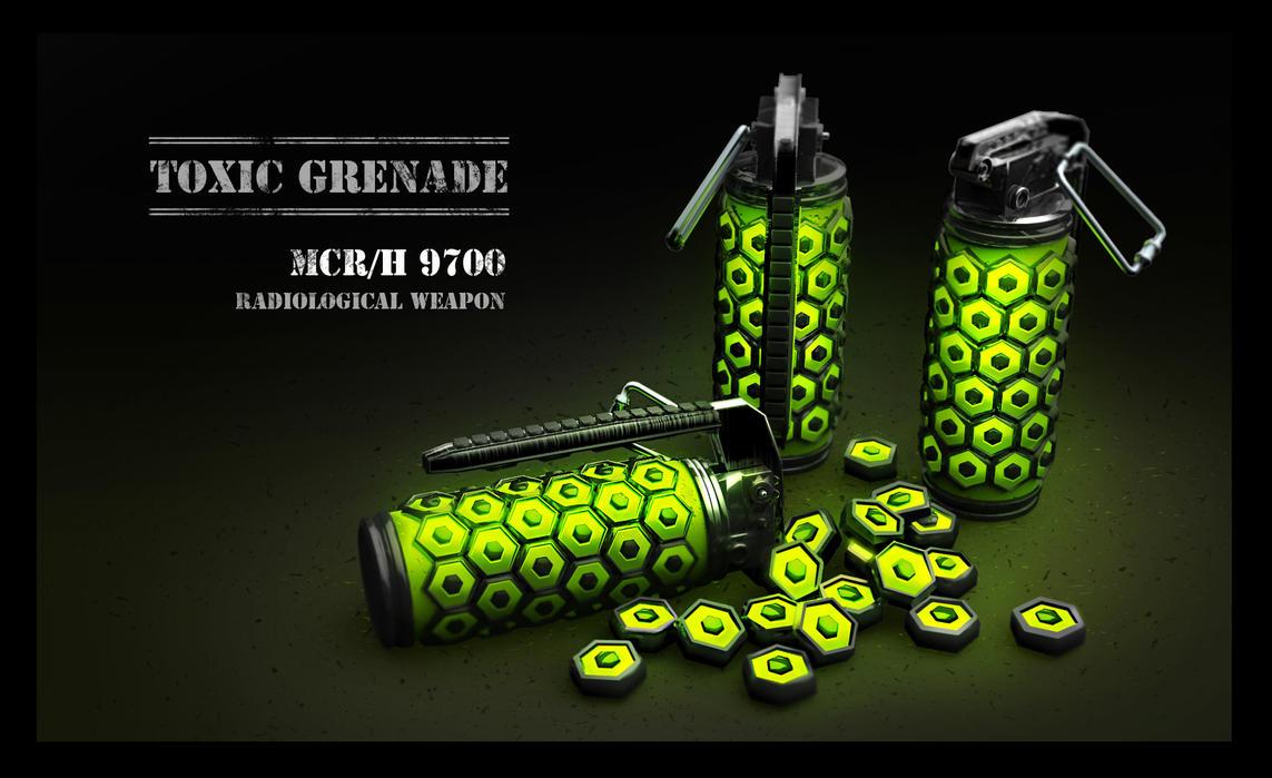 Grenade by Borodox