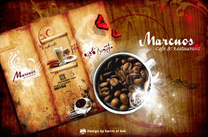cafe design by elkok