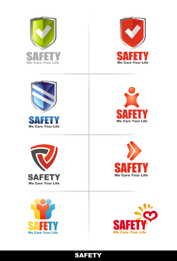 safety logoelkok on deviantart