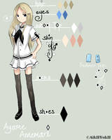 Reference: Ayame by Aii-luv