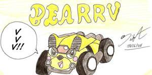 Engine Bearrv -Go-Onger-