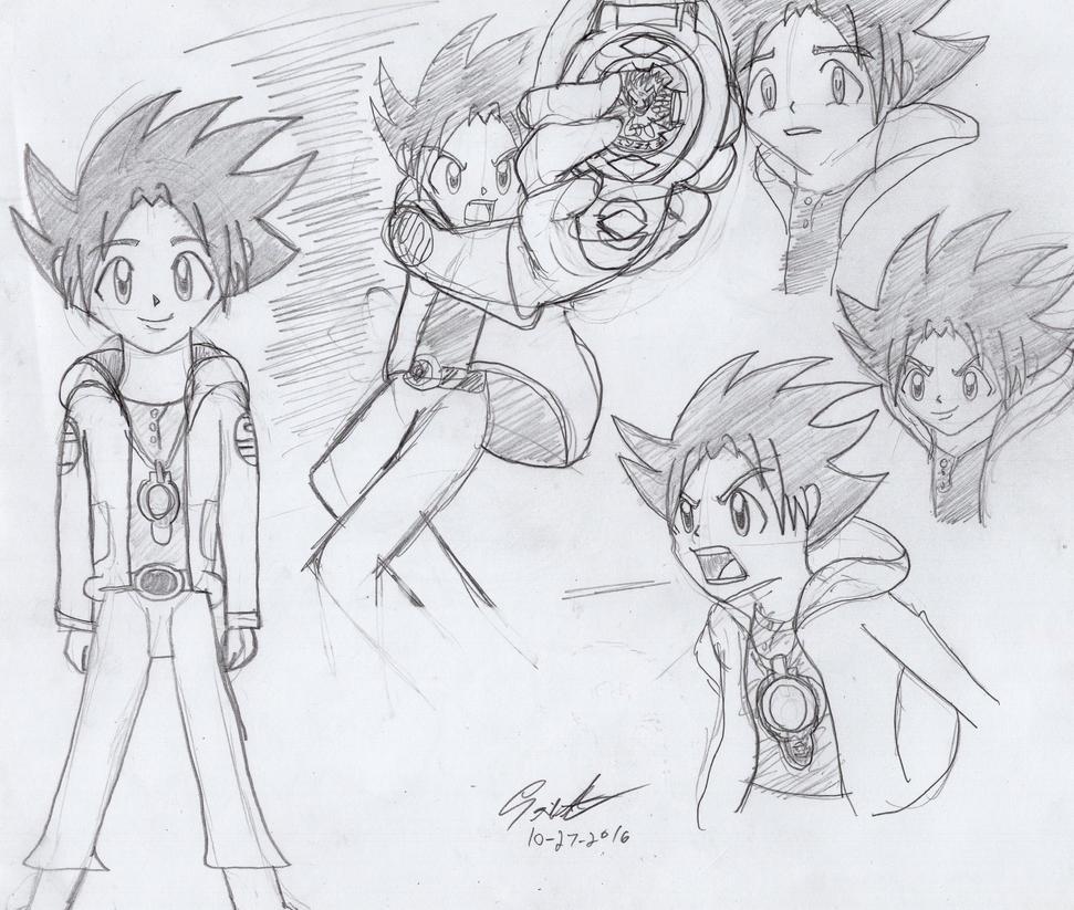 Seimei no Shan AO Character Line Art - Shinsei by SeiferA
