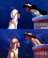 Screenshot redraw: Aladdin