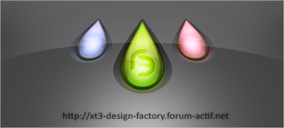 Logo 'Colors' by Xt3-Design-Factory