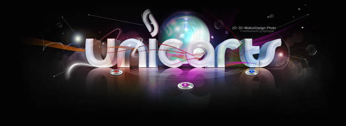 UNICARTS Header by Xt3-Design-Factory