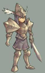 Knight Armor I by Booshnig