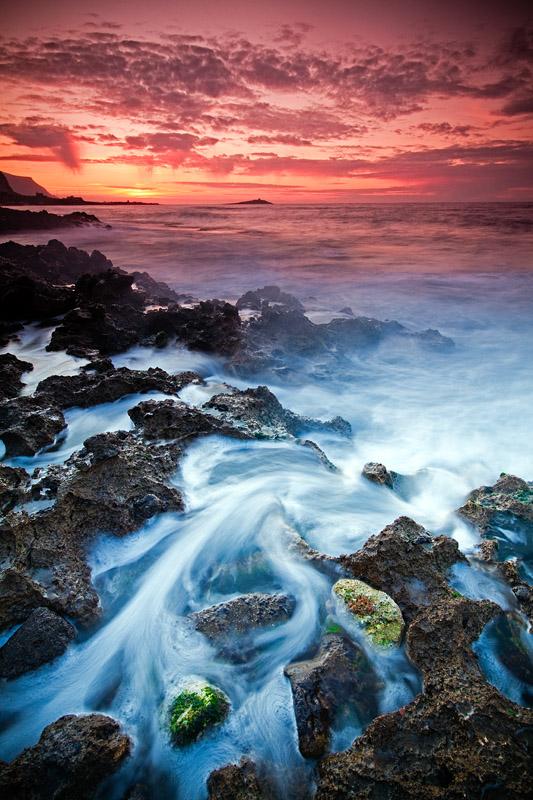 Under fire water by AntonioAndrosiglio
