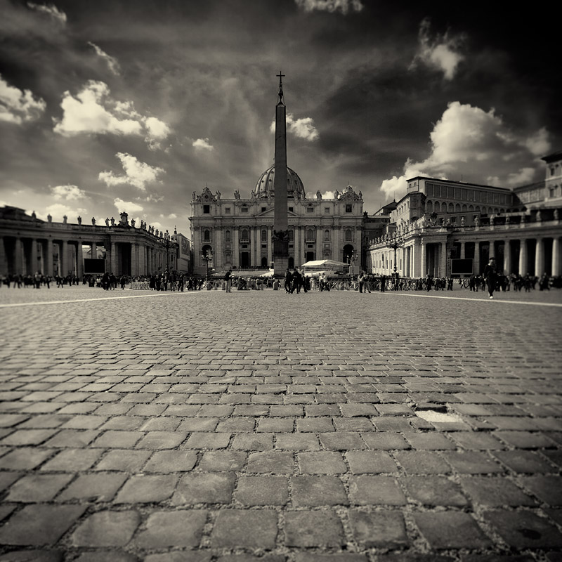 San Pietro, a dark vision by AntonioAndrosiglio