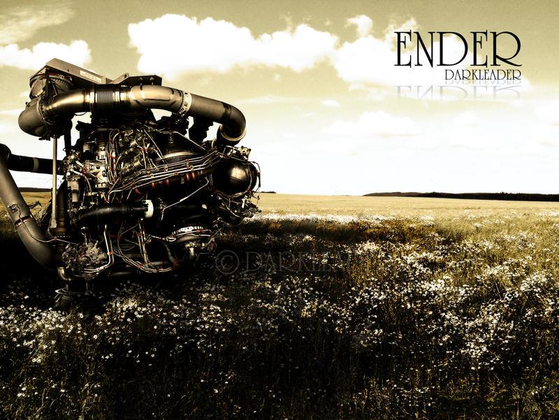 Ender by DarkLeaDeR