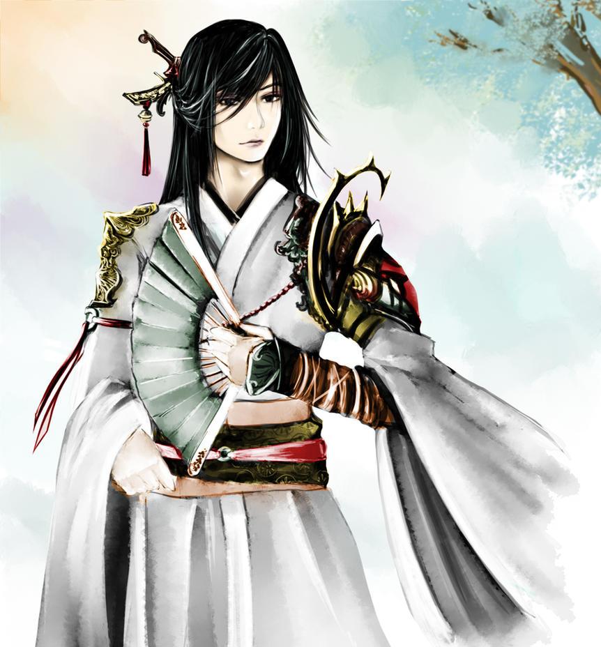 Fang Yuan from Book 5 (Coloured version) by sekaixsora