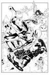 Spider-Man vs Iron Man Armored Avengers