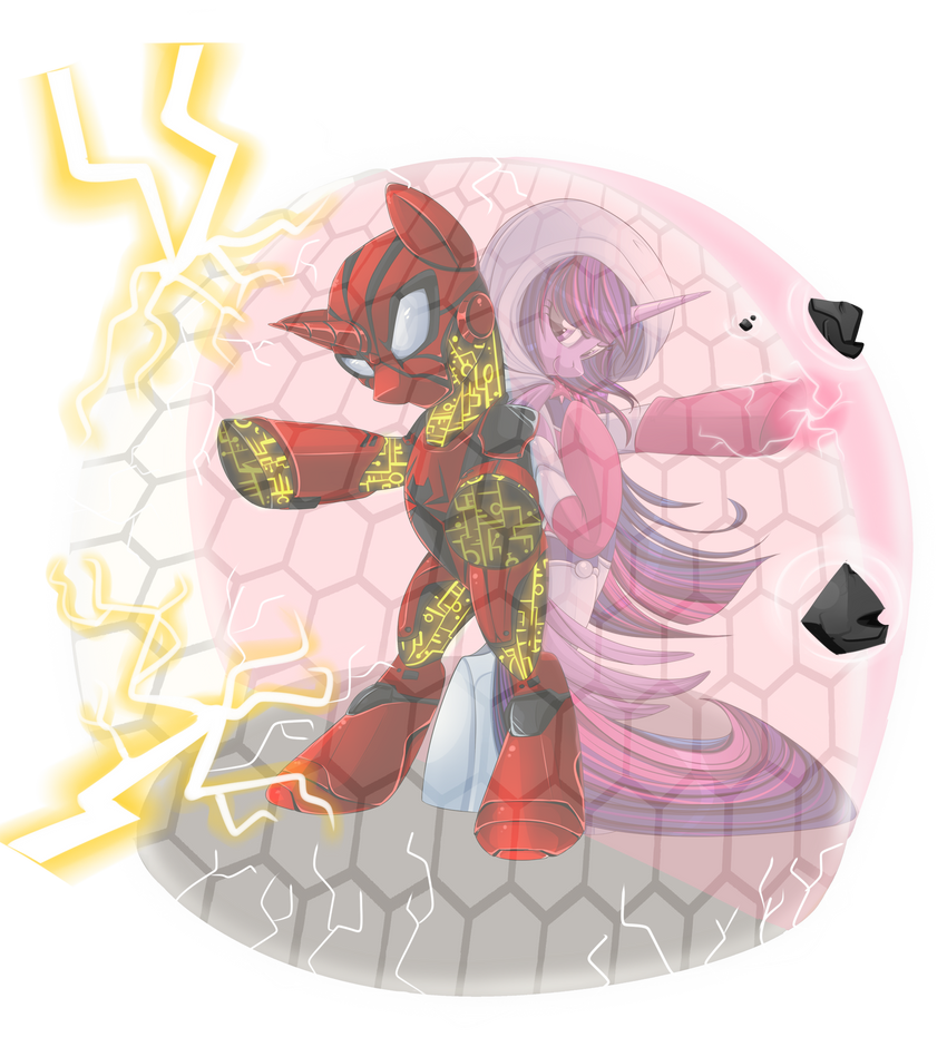 Science and Magic by segamarvel