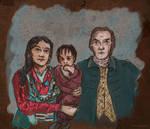 The Tharkay Family by sunnyfiny