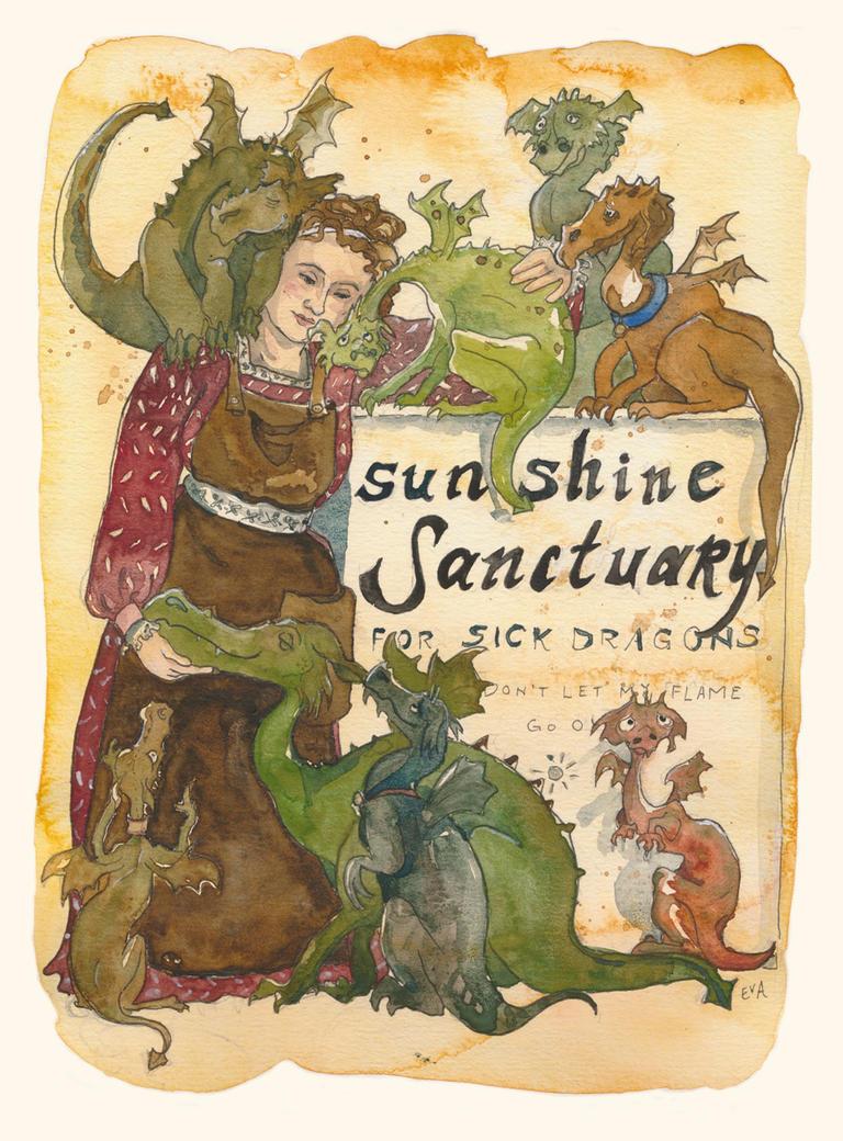Sunshine Sanctuary by sunnyfiny