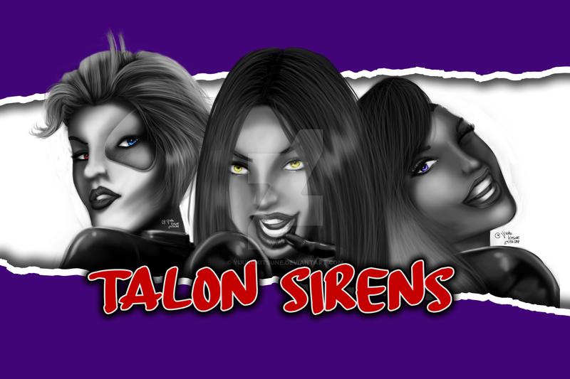Talon Sirens by YuukoKitsune