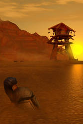 The Barrens by Alza3D