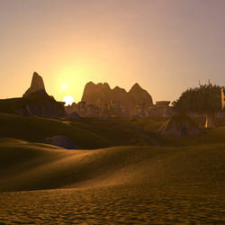The Highlands 0.5 by Alza3D