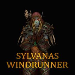 High Polygon Model: Sylvanas Windrunner by Alza3D