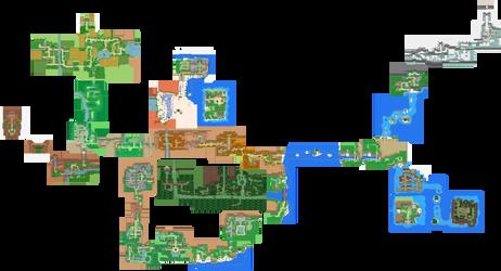 Pokemon Uranium Full Current Tandor Map