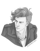 Haircut by AkiTheBonez