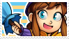 -Stamp: Hat Kid by galaxystamps