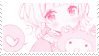 -Stamp: Anime Girl (3) by galaxystamps