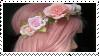 -Stamp: Flower Crown (1) by galaxystamps