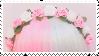 -Stamp: Flower Crown (3) by galaxystamps