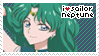 -Stamp: Sailor Neptune by galaxystamps