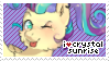 -Stamp: Crystal Sunrise by galaxystamps