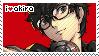 -Stamp: Akira Kurusu by galaxystamps