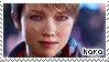 -Stamp: Kara by galaxystamps