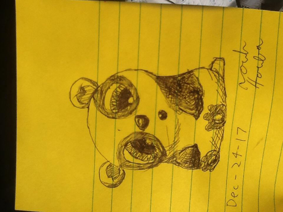 Cute panda by RawmanNoodles
