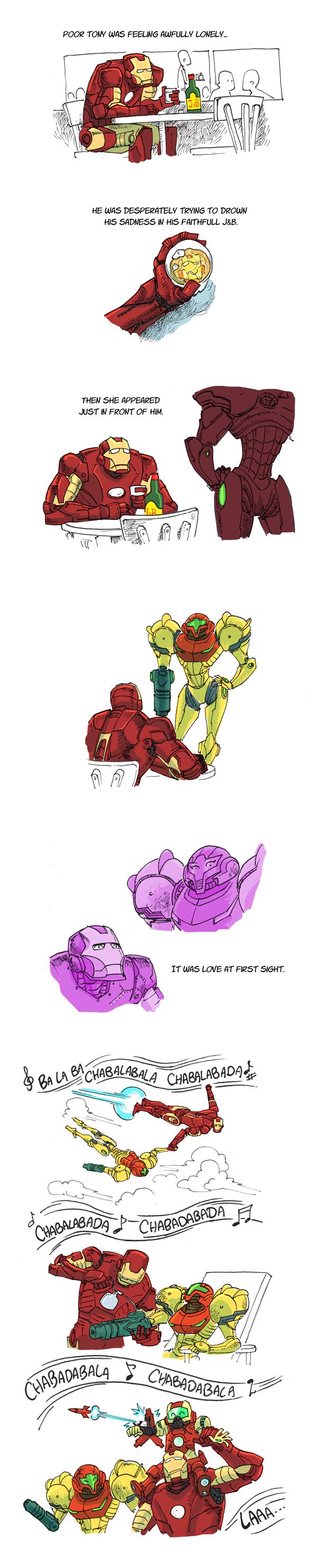 Iron Love 1 by poipopoi