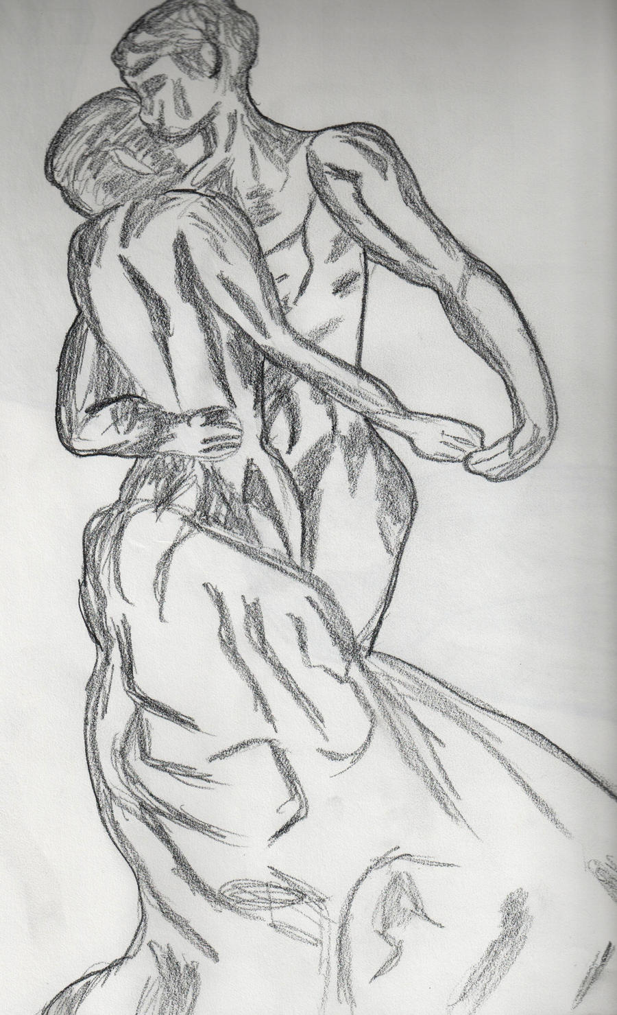 Camille claudel sketch by respect knuckles on deviantart - Camille dessin ...