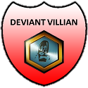 Deviant Villian Badge by ETSChannel