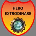 Hero Extraordinaire Badge by ETSChannel